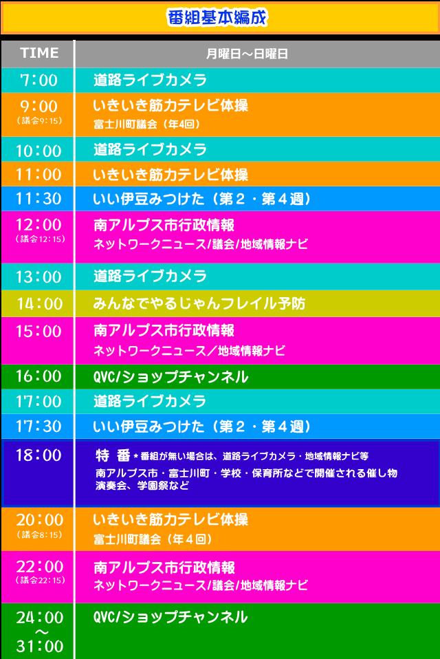 の 番組 jp 表 qvc 今日